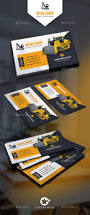 construction business card templates by grafilker graphicriver