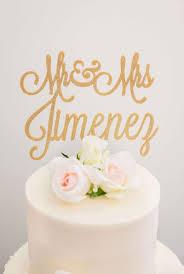 custom cake topper cakes desserts photos custom cake topper with last names in