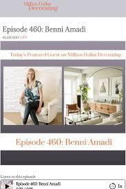 Million Dollar Decorating Press U2014 Benni Amadi Interiors