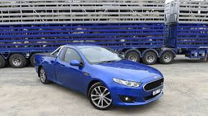 country cars road test ford falcon xr6 ute fg x the courier
