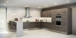 cuisine en longueur cuisine en longueur simple cuisine en longueur tout en bois leroy