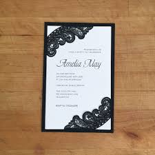 wedding invitations paper orchid