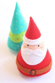gallery of felt christmas tree craft pinterest outdoor furniture