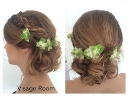 Elegante Hochsteckfrisurenen F Hochzeit by Best 25 Hochzeitsfrisur Mittellang Ideas On Hair
