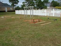 game park construction