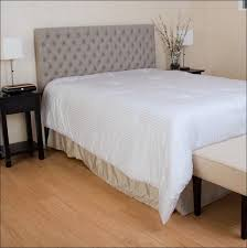 bedroom marvelous beds with fabric headboards white queen