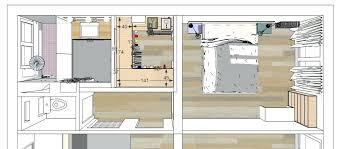chambre parentale avec salle de bain et dressing plan chambre avec dressing affordable dlicieux plan chambre