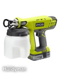 paint sprayer paint sprayer reviews family handyman