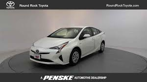 2017 new toyota prius one at round rock toyota serving austin