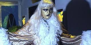 Goldust Halloween Costume Ppv Flash Wwf House 4 White North U2013 Goldust Debuts