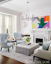 House Design Image Inside Bill And Giuliana Rancic U0027s Chicago Home Traditional Home