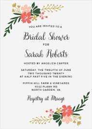 for bridal shower bridal shower invitations wedding shower invitations basicinvite