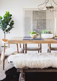bungalow dining room boho beach bungalow inspiring spaces the dining room full circle