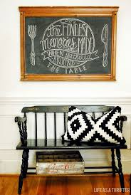 dining room chalkboard dining room quotes one2one us