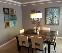 square farmhouse table dining room contemporary with square dining