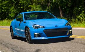 brz toyota 2016 subaru brz u2013 review u2013 car and driver