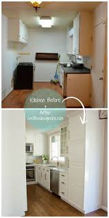 Renovation Kitchen Ideas Best 25 Before After Kitchen Ideas On Pinterest Before After
