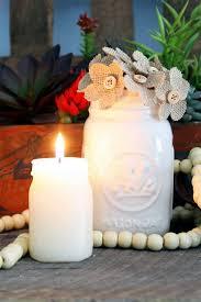 diy candle jar candles resin crafts