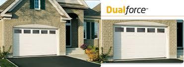 Atlas Overhead Doors Dualforce Residential Garage Doors Atlas Overhead Door Sales