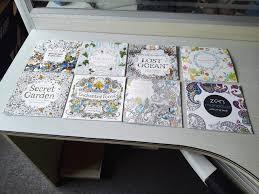 8pcs lot 24 pages english edition secret garden fantasy dream