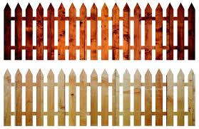 picket fences wood picket fence scheider fences acworth georgia