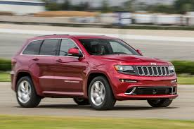 2014 Jeep Grand Cherokee Srt First Test Truck Trend