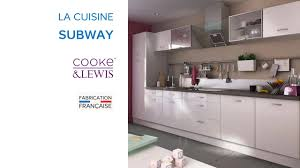 Cooke And Lewis Kitchen Cabinets Cuisine Subway Cooke U0026 Lewis Castorama Youtube