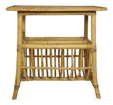Heywood Wakefield Bamboo by Deg Furniture Designs Collection For Sale Chairish
