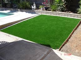 artificial grass lawn after 10974 3 easyturf backyard synthetic