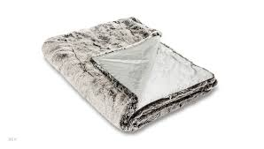 Faux Fur Throw Grey Zinc Faux Fur Cushion Luxdeco Com Throw