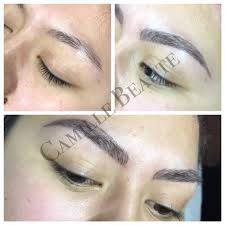 Permanent Makeup Eyebrows Hair Stroke Microblading Gallery Old Version