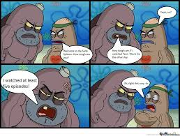 How Tough Are You Meme - salty spitoon i watched more than 1 episode of ttg by