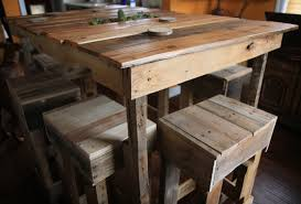 pallet kitchen island pallet table crafty trev