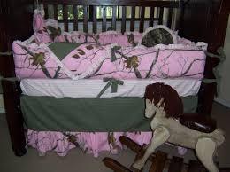 Camo Nursery Bedding Alluring Realtree Pink Camo Baby Bedding Beautiful Home Design