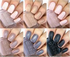 essie cashmere matte 2015 collection review and swatches nail