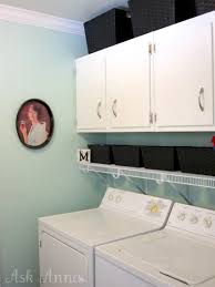 Small Laundry Room Storage by Laundry Room Fascinating Laundry Room Storage Designs Small
