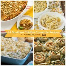 24 southern chicken casserole recipes allfreecasserolerecipes com