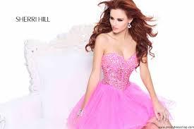 junior prom dresses sherri hill dress on sale