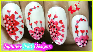 nail designs for summer holidays youtube