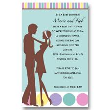 couples baby shower invitations expecting couples baby shower invitations baby cachet