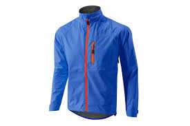 cycling jacket blue buy altura nevis ii cycling jacket mens winter season blue