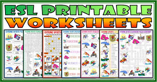 at the restaurant esl printable worksheets and exercises