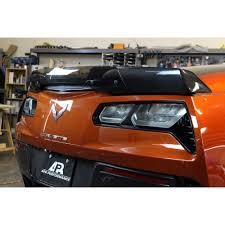 2015 2018 chevy corvette c7 z06 apr carbon fiber track pack rear