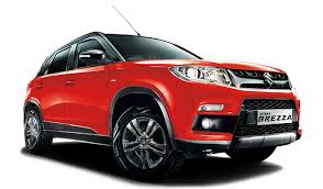 Maruti Suzuki Vitara Brezza Compact Suv Indian Car Of The Year 2017
