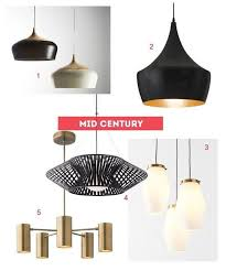 Mid Century Pendant Lighting Stunning Mid Century Pendant Light 25 Best Ideas About Midcentury