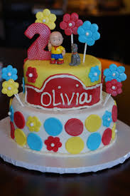 caillou birthday invitations caillou cake riley pinterest olivia u0027s 3rd birthday party