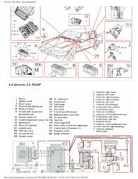 volvo 740 ac wiring diagram volvo wiring diagram for cars