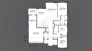 mascord house plan 1152a the morton