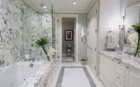 bathrooms design marble tiled bathroom floor after restoration