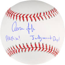 autographed baseballs authentic mlb signed baseball